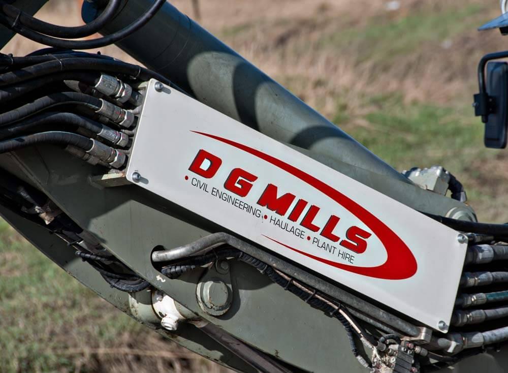 D G Mills